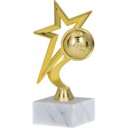 Soška Fotbal Hvězda